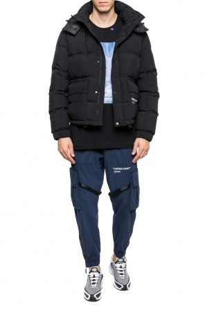 Quilted down jacket od Off White