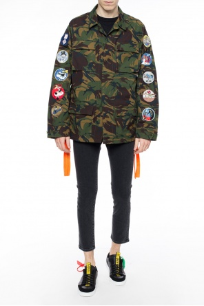 Camo jacket od Off White