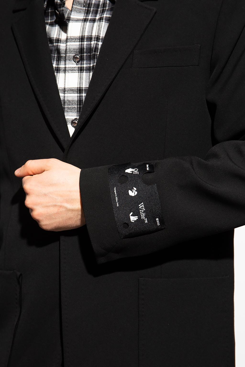 Off-White Jacket with logo