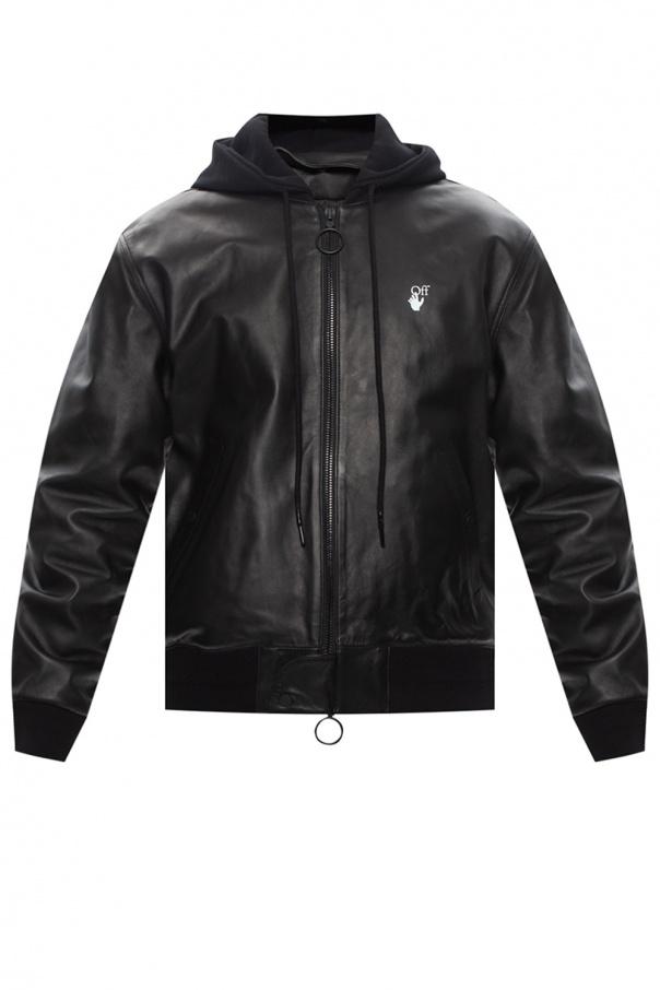 Off-White Hooded jacket