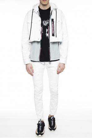Two-layered jacket od Off White