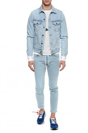 d310c60c46f Patterned denim jacket od Off White ...