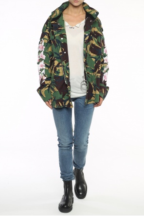 Military jacket od Off White