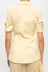 Off-White Short-sleeved wool blazer