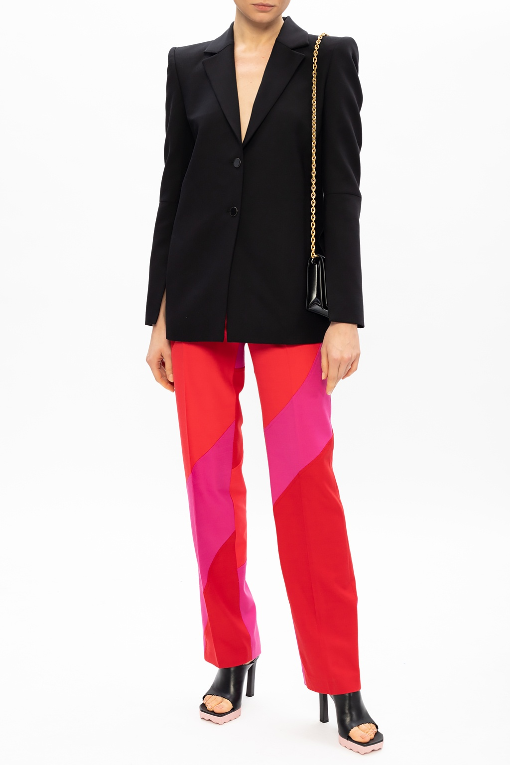 Off-White Blazer with cut-outs