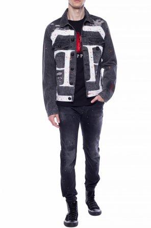 Denim jacket od Philipp Plein