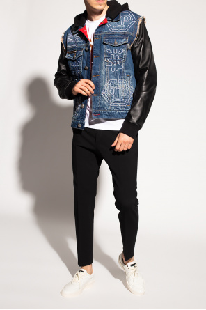 Denim jacket od Philipp Plein