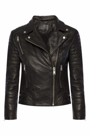 Leather jacket od Allsaints