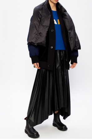 Reversible hooded jacket od Marni