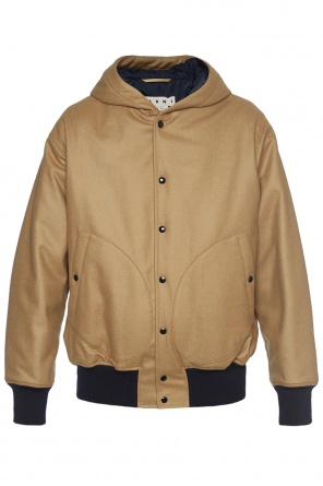 Hooded jacket od Marni