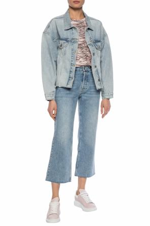 'piper' denim jacket od AllSaints