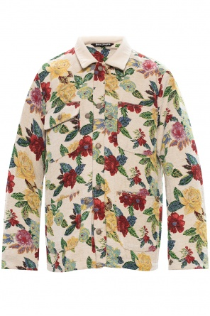 Embroidered jacket od Palm Angels