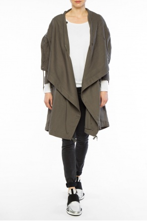 Asymmetrical closure jacket od AllSaints
