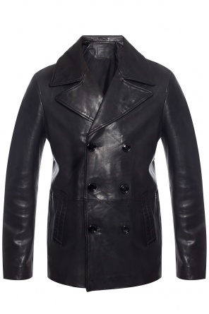 'princelet' leather jacket od AllSaints