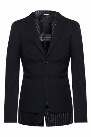 Two-layered blazer od Comme des Garcons Homme Plus