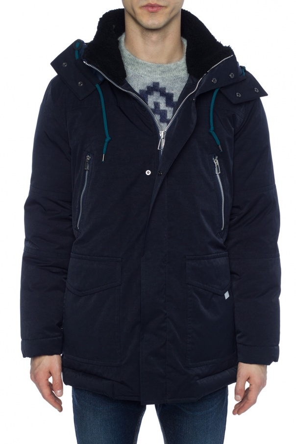 Puchowa parka od Paul Smith