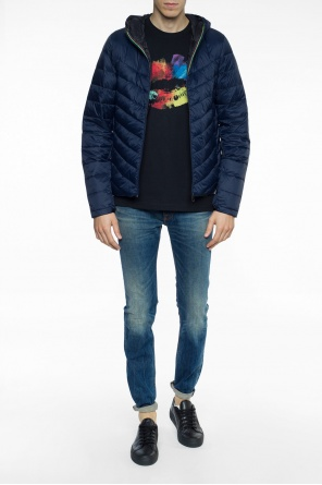 Quilted down jacket od Paul Smith