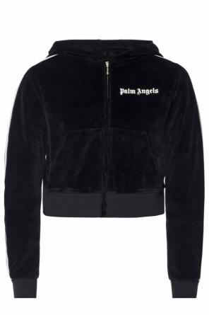 Branded sweatshirt od Palm Angels
