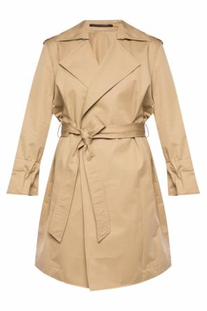 Trench coat with epaulettes od Allsaints