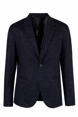 Mini-check blazer od Lanvin