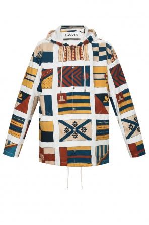 Patterned jacket od Lanvin