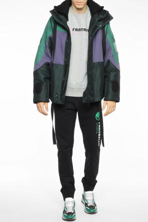 Round-patched jacket od Lanvin