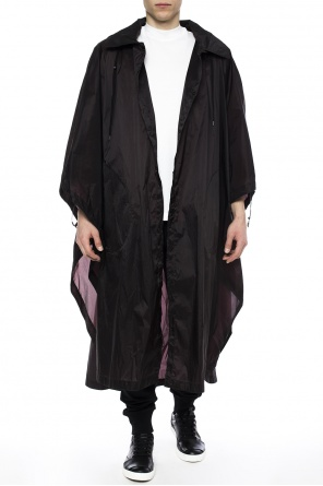 Hooded rain coat od Lanvin
