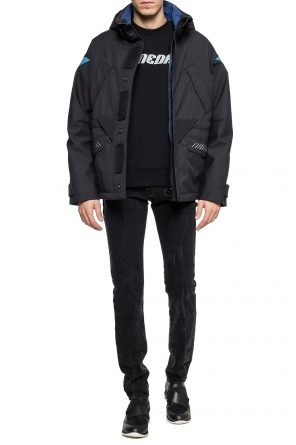 Hooded jacket od Lanvin