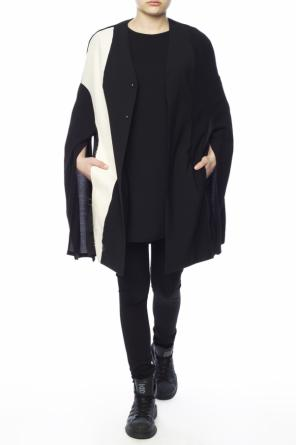 Coat with wide sleeves od Rick Owens