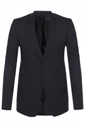 Blazer with notch lapels od Rick Owens