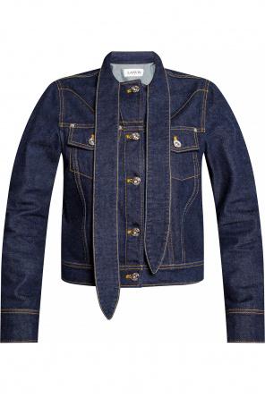 Denim jacket od Lanvin
