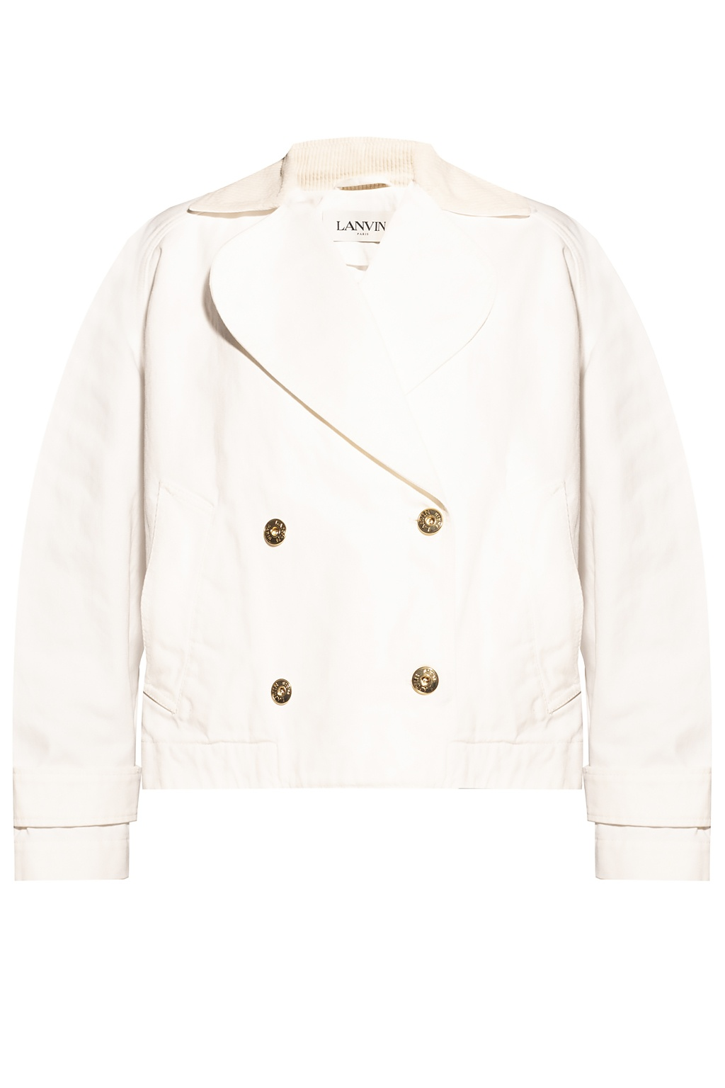 Lanvin Oversize denim jacket