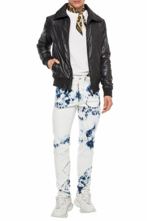 Bomber jacket with logo od Just Cavalli