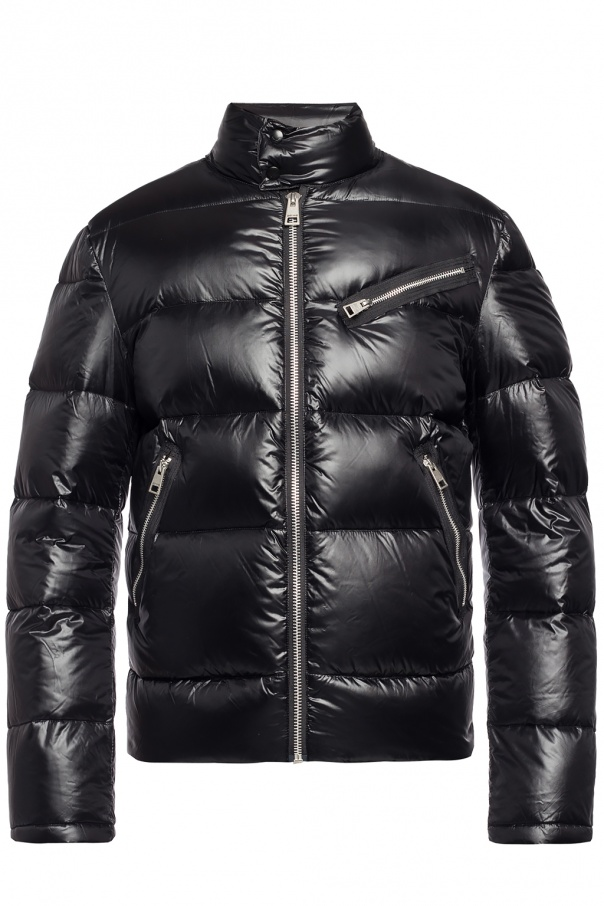 check out 55d6e c9662 Quilted down jacket Just Cavalli - Vitkac shop online