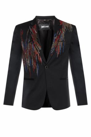 Embellished blazer od Just Cavalli