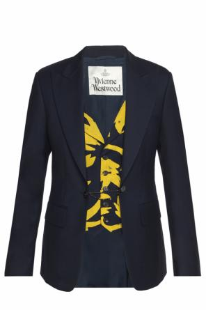 Blazer with connected vest od Vivienne Westwood