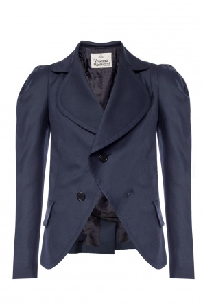 Single-vented wool blazer od Vivienne Westwood