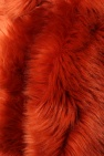 Cropped fur jacket od Maison Margiela
