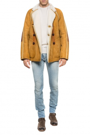 Lamb fur jacket od Maison Margiela