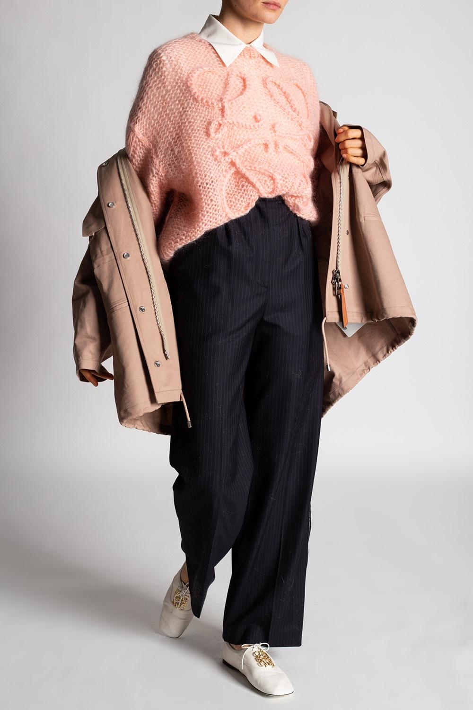 Loewe Hooded jacket