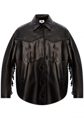 Fringed jacket od MM6 Maison Margiela