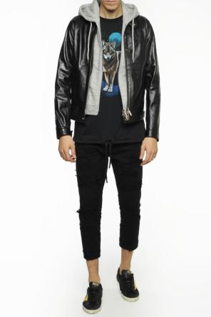 Detachable lining jacket od Dsquared2