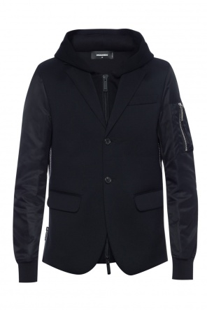 Two-layered jacket od Dsquared2