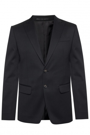 Blazer with sewn in zippers od Dsquared2