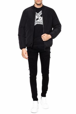 Down bomber jacket od Dsquared2