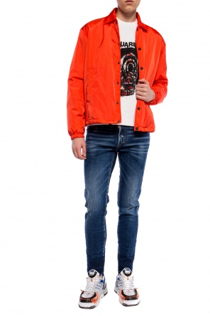 Printed jacket od Dsquared2