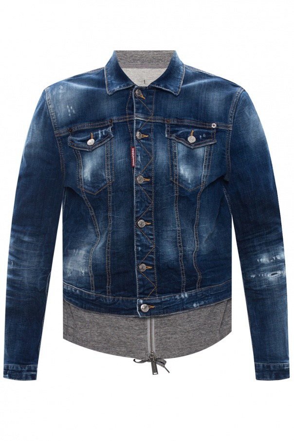 Dsquared2 Two-layered jacket
