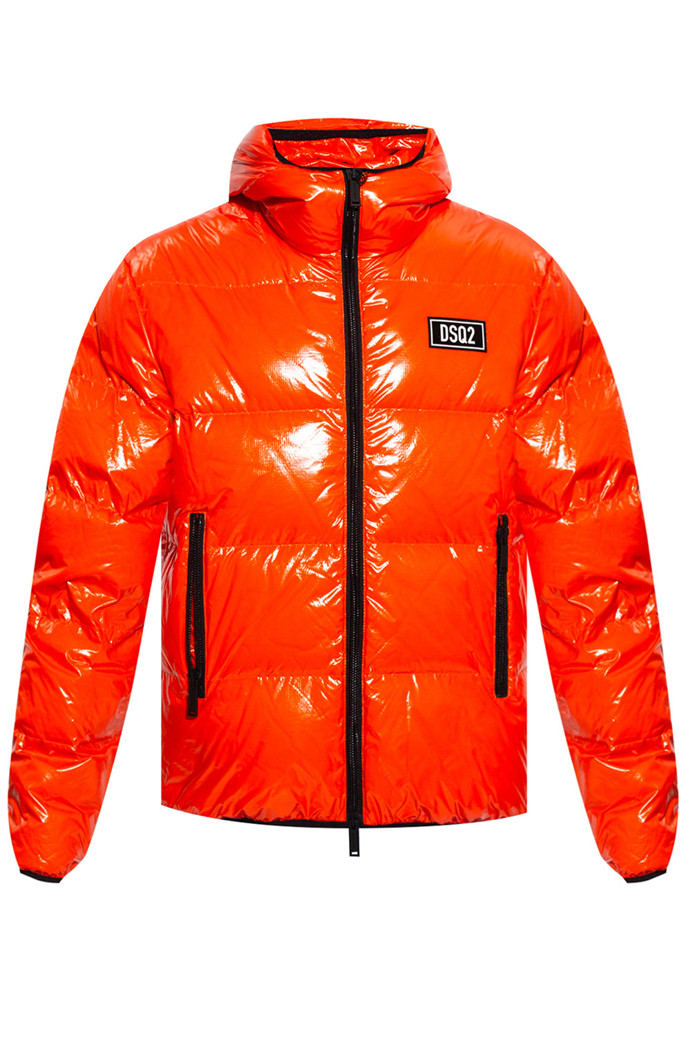 Dsquared2 Down jacket with logo