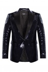 Dsquared2 Shimmering blazer with notched lapels