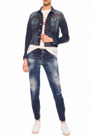 Denim jacket od Dsquared2